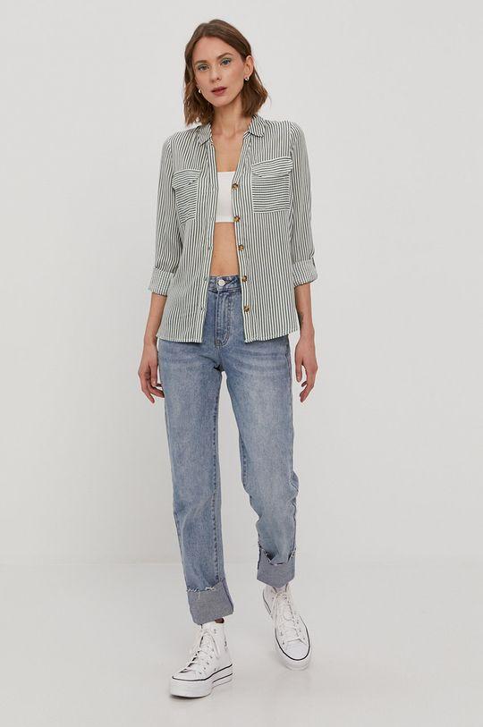 Vero Moda - Koszula 100 % Wiskoza