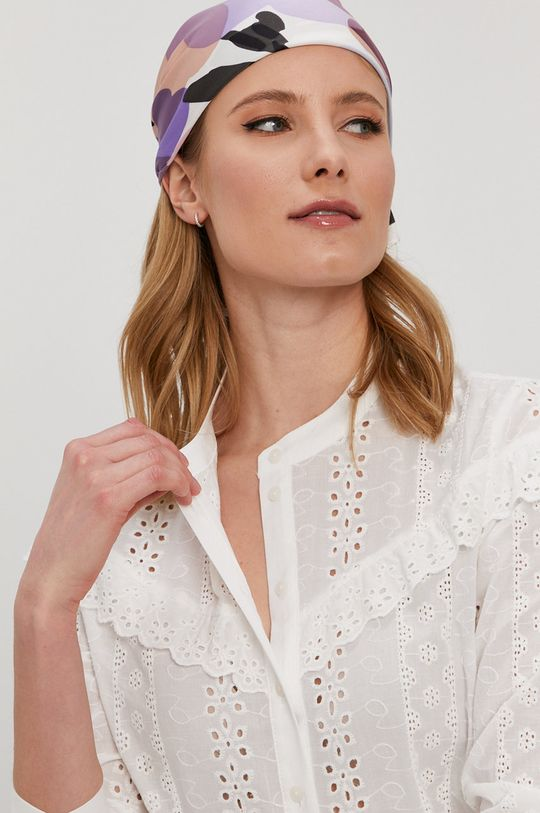 biela Vero Moda - Bavlnená košeľa