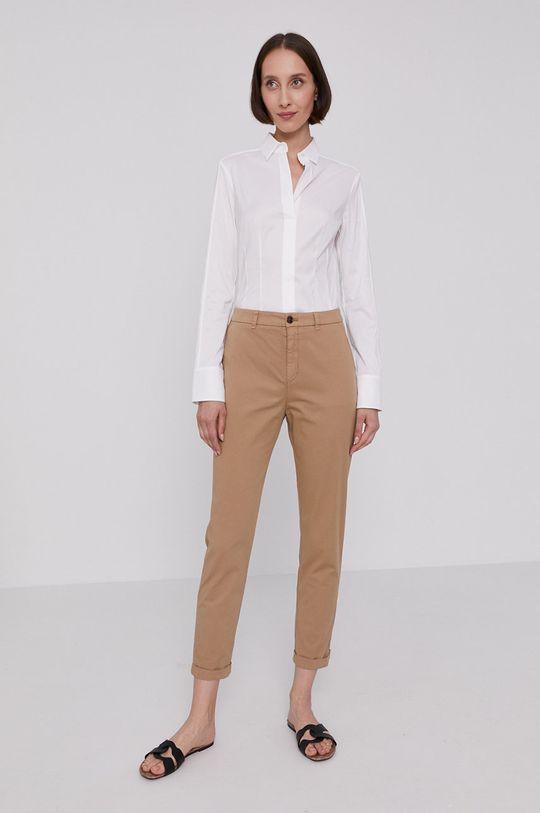 Boss - Košile  63% Bavlna, 37% Polyester