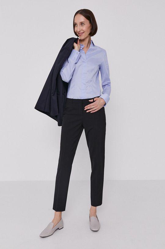Boss - Koszula 63 % Bawełna, 37 % Poliester