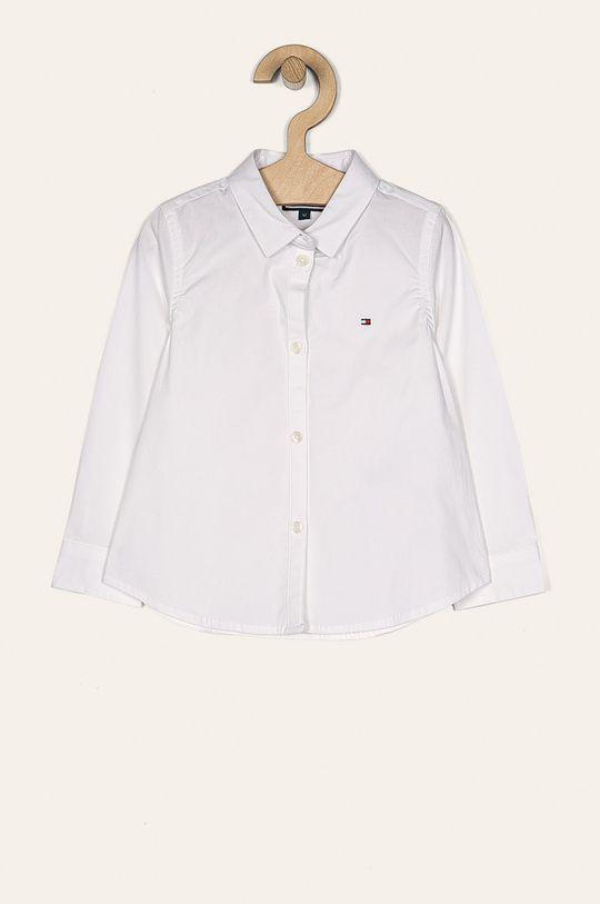 bílá Tommy Hilfiger - Dětská košile 86-176 cm Dívčí