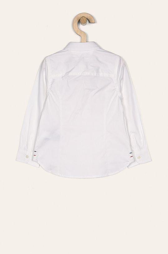 Tommy Hilfiger - Dětská košile 86-176 cm bílá