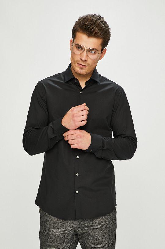 černá Calvin Klein - Košile Pánský