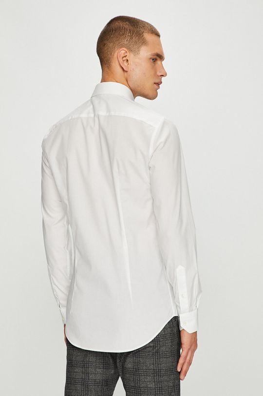 biały Tommy Hilfiger Tailored - Koszula