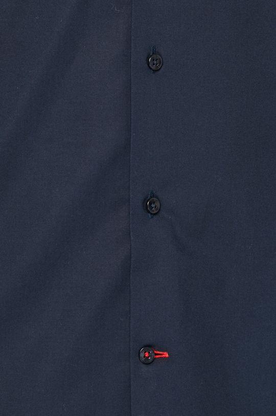 Tommy Hilfiger Tailored - Koszula granatowy