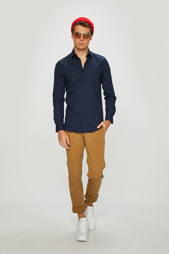 Tommy Hilfiger Tailored - Koszula 98 % Bawełna, 2 % Elastan,