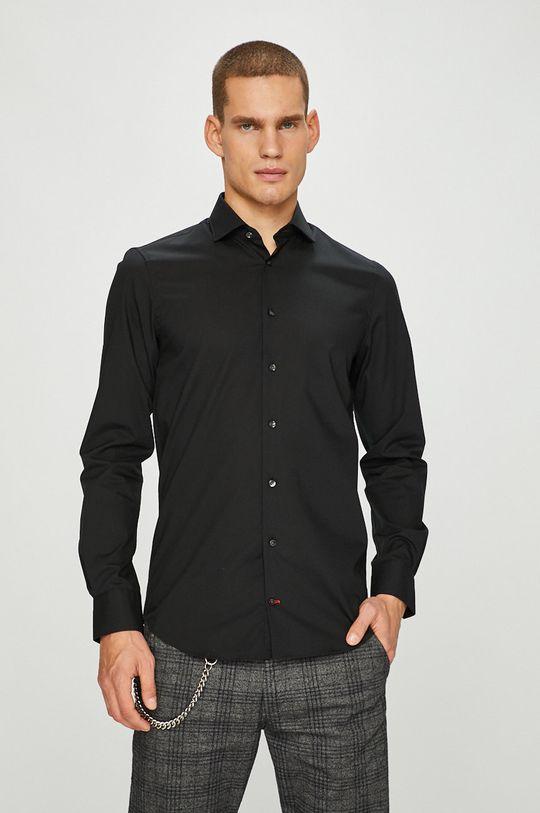 černá Tommy Hilfiger Tailored - Košile Pánský