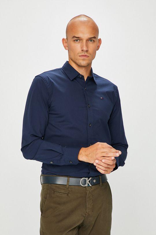 bleumarin Tommy Jeans - Camasa De bărbați