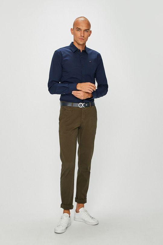 Tommy Jeans - Koszula Materiał zasadniczy: 97 % Bawełna, 3 % Elastan,