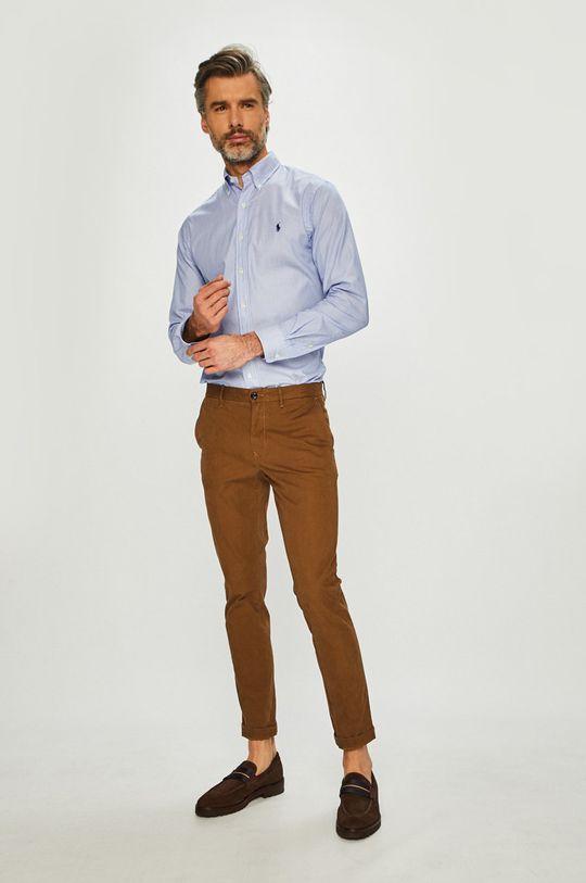 Polo Ralph Lauren - Koszula Materiał zasadniczy: 100 % Bawełna