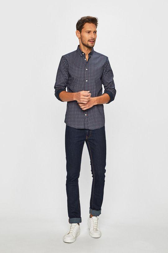 Tom Tailor Denim - Košile 98% Bavlna, 2% Elastan
