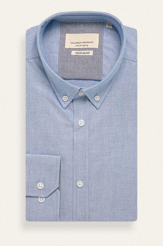 svetlomodrá Tailored & Originals - Košeľa Pánsky