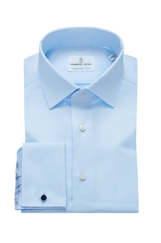 světle modrá Emanuel Berg - Košile Pánský