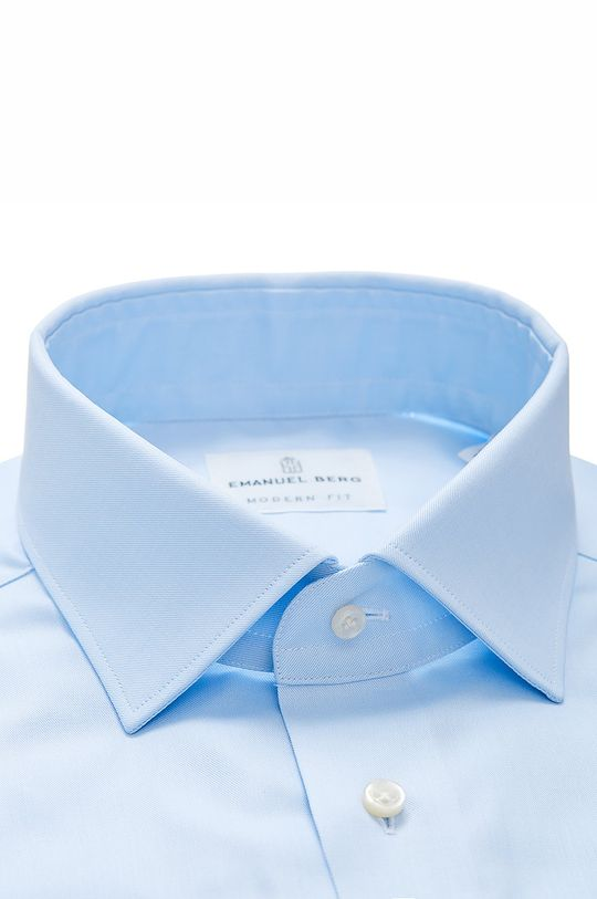 světle modrá Emanuel Berg - Košile