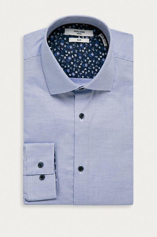 violet Premium by Jack&Jones - Camasa din bumbac De bărbați