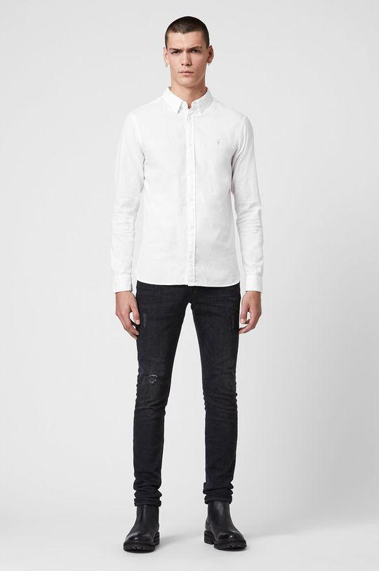 AllSaints - Koszula Redondo LS Shirt 100 % Bawełna