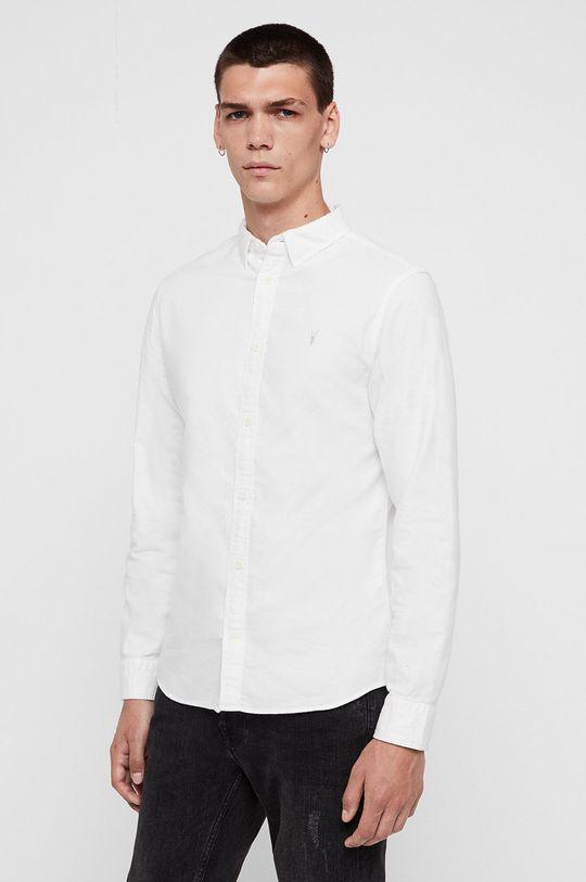 biały AllSaints - Koszula Hungtingdon
