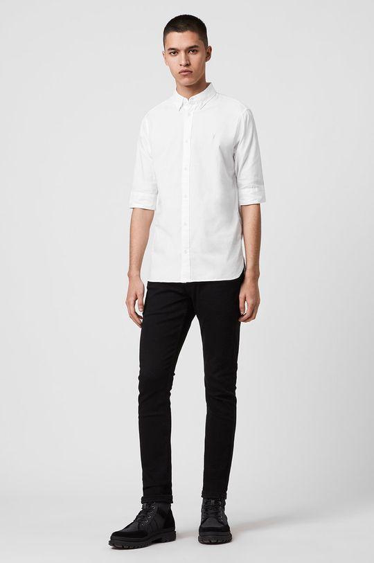 AllSaints - Košile Redondo HS Shirt  100% Bavlna