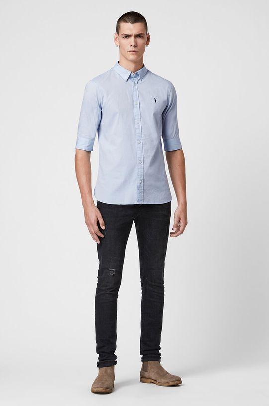 AllSaints - Koszula Redondo HS Shirt 100 % Bawełna