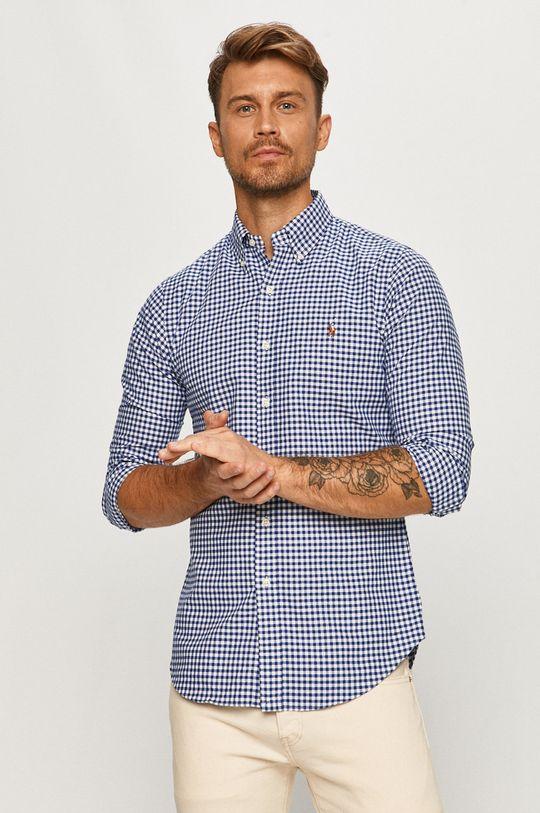 svetlomodrá Polo Ralph Lauren - Košeľa Pánsky