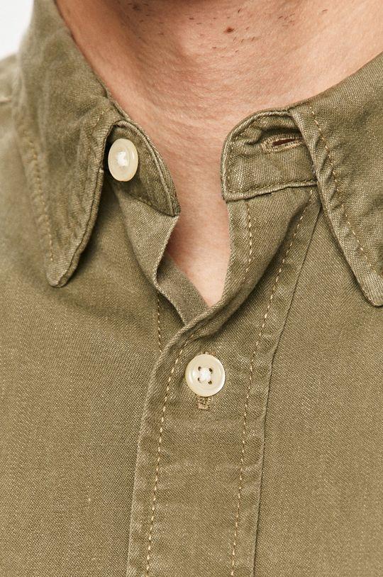 Jack & Jones - Koszula oliwkowy