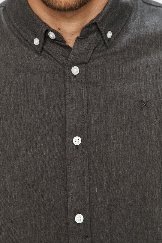 Clean Cut Copenhagen - Bavlněné tričko šedá