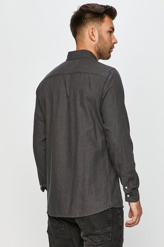 šedá Clean Cut Copenhagen - Bavlněné tričko