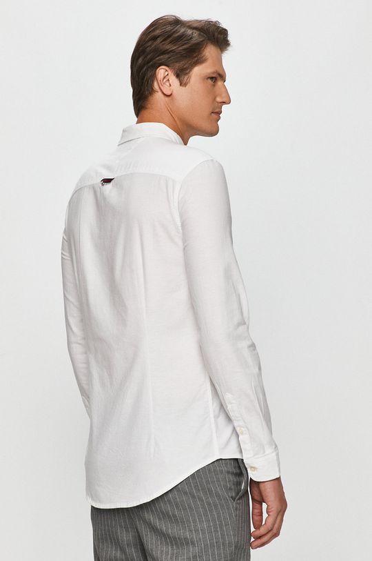 biały Tommy Jeans - Koszula