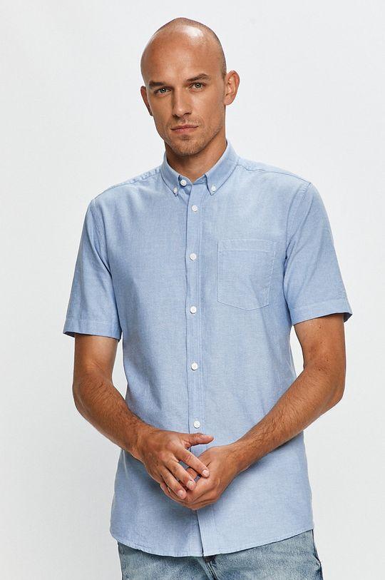fialová Only & Sons - Bavlnená košeľa