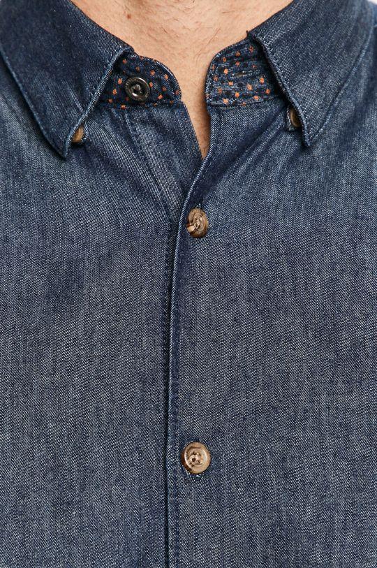 Only & Sons - Koszula jeansowa 100 % Bawełna