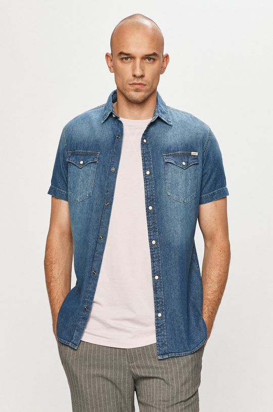 Jack & Jones - Koszula jeansowa Męski
