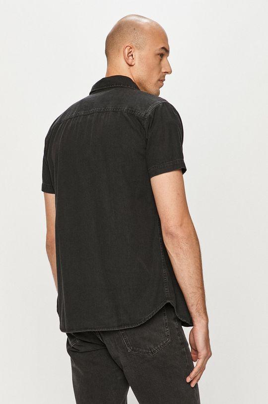 czarny Jack & Jones - Koszula jeansowa