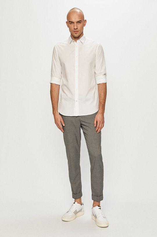 Jack & Jones - Bavlnená košeľa  100% Bavlna