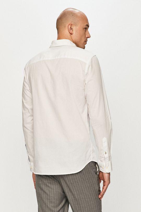 biela Jack & Jones - Bavlnená košeľa