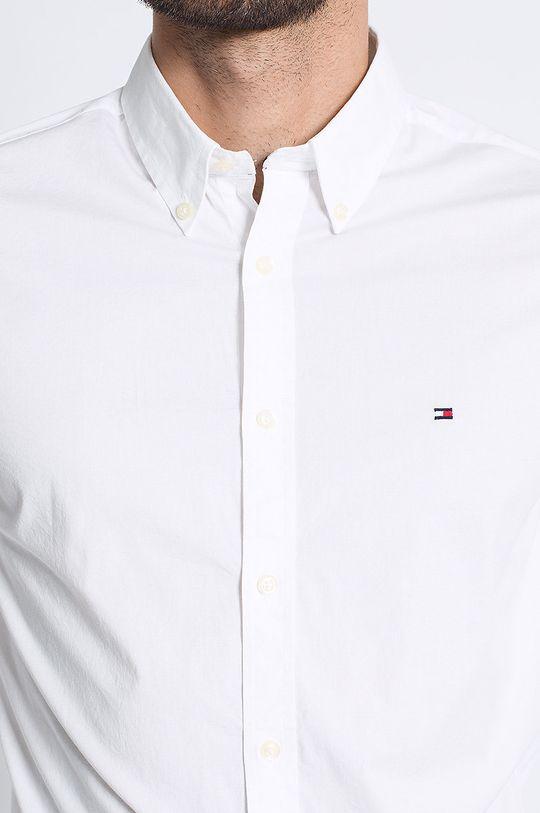 Tommy Hilfiger - Košile Stretch Poplin bílá