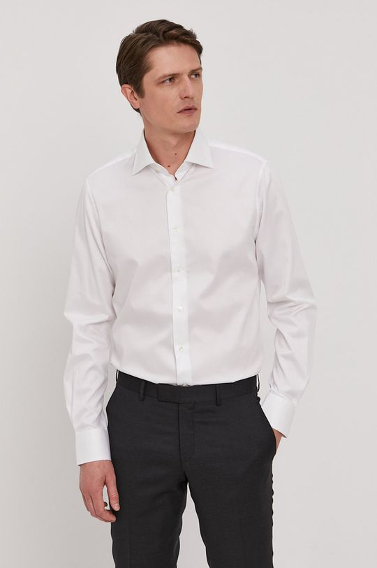 Tommy Hilfiger Tailored - Bavlnená košeľa Pánsky