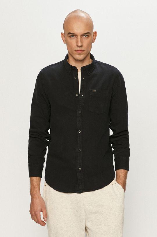 Lee - Koszula jeansowa Męski