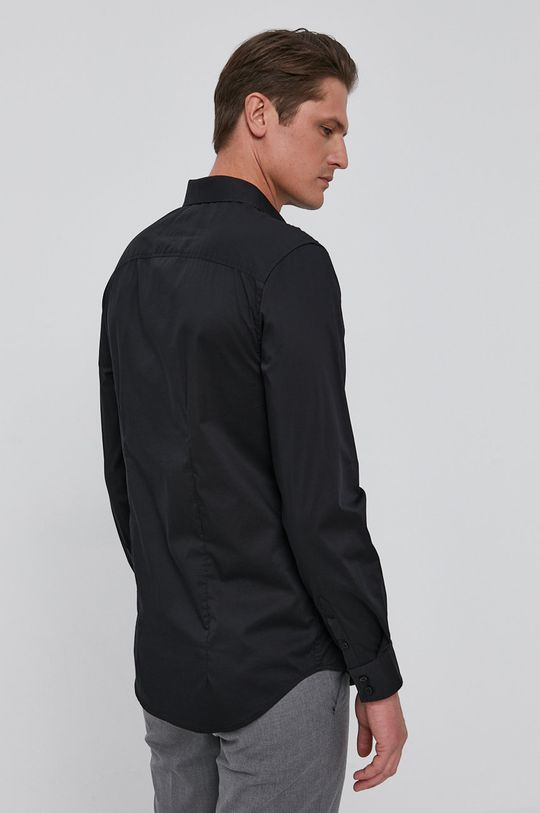 czarny Guess - Koszula