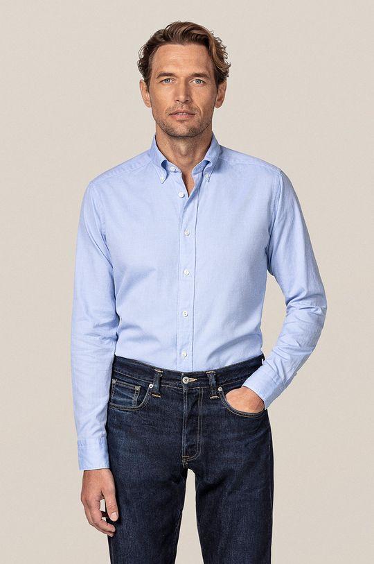 světle modrá ETON - Bavlněné tričko Pánský
