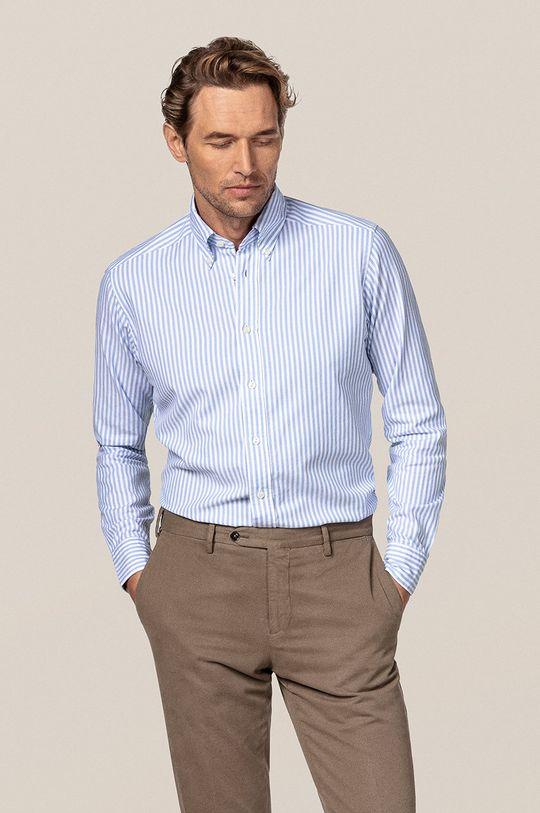 jasny niebieski ETON - Koszula Męski