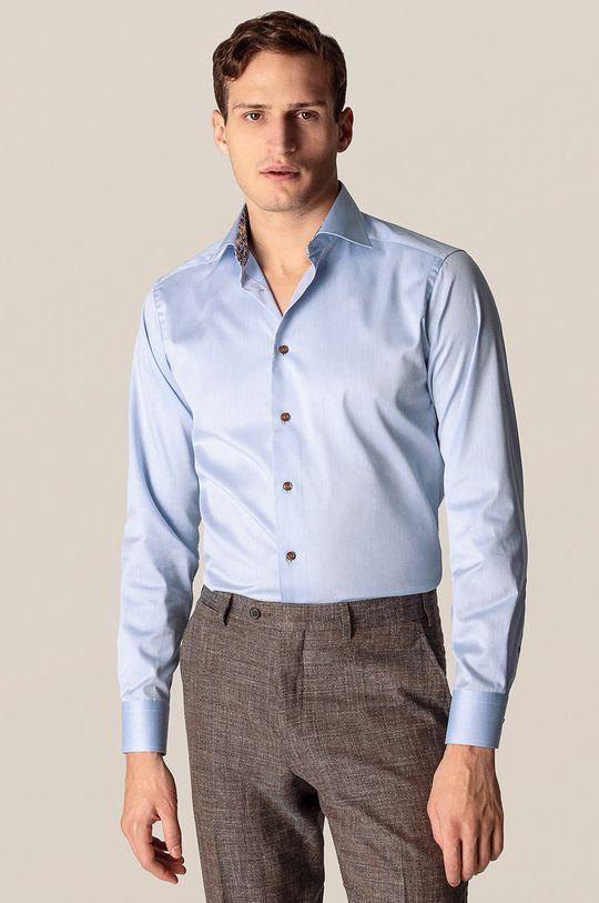 světle modrá ETON - Košile Pánský