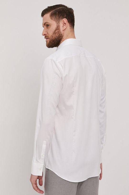 bílá Boss - Bavlněné tričko