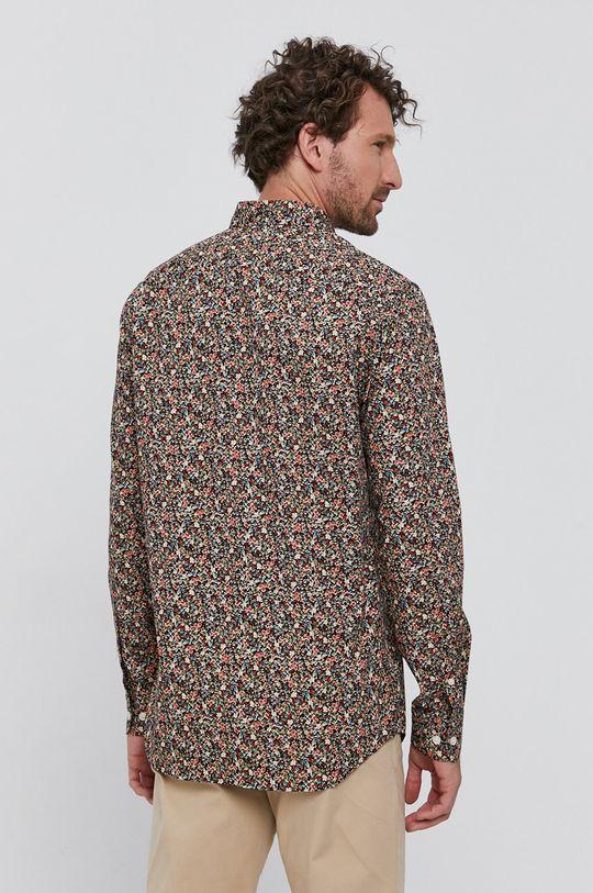 viacfarebná Selected - Bavlnená košeľa