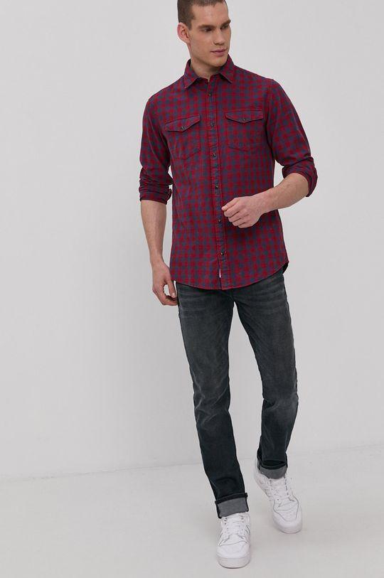 Jack & Jones - Koszula bawełniana 100 % Bawełna