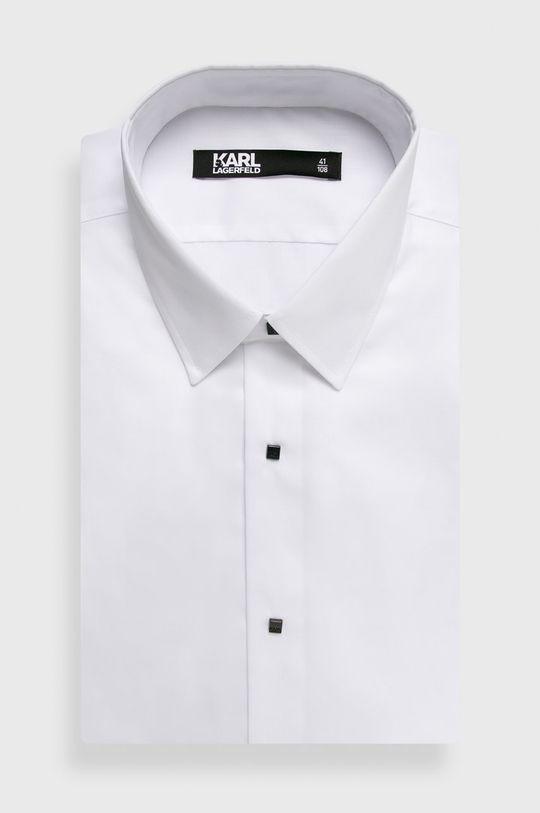 alb Karl Lagerfeld - Camasa De bărbați