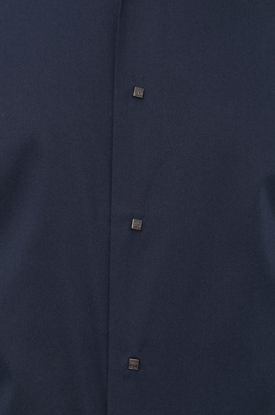 Karl Lagerfeld - Koszula granatowy