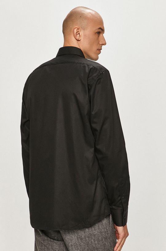 czarny Karl Lagerfeld - Koszula