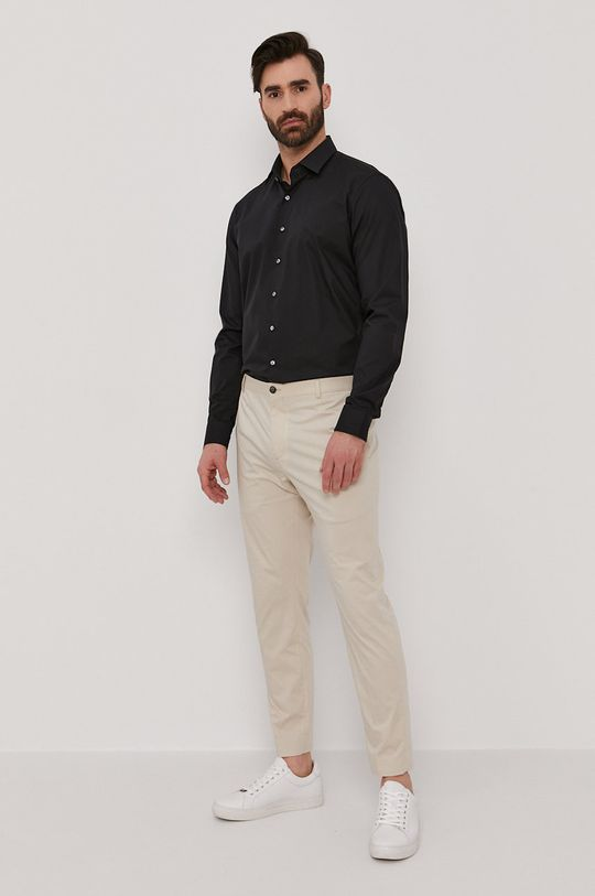 Calvin Klein - Koszula czarny