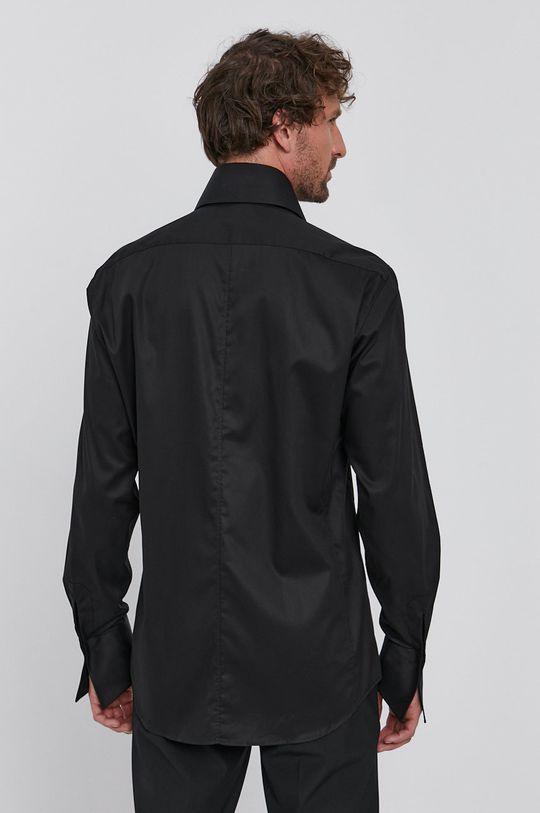czarny Karl Lagerfeld - Koszula bawełniana