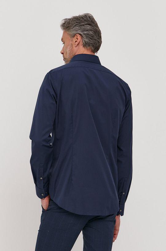 granatowy Calvin Klein - Koszula bawełniana